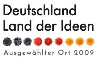 Deutschland Land der Ideen - ausgewaehlter Ort 2009