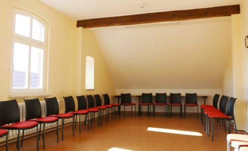 Seminarraum 3 (Foto: Josefine Zander)