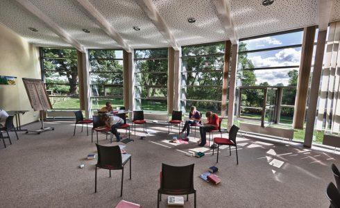 Seminarraum 1 (Foto: Martin Hinrichs)