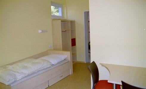 Zimmer 1 B (Foto: Birgit Molin)