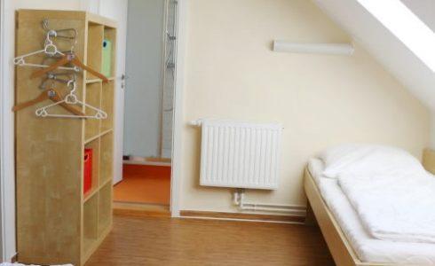 Zimmer 1A (Foto: Josefine Zander)