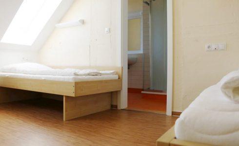 Zimmer 3A (Foto: Josefine Zander)
