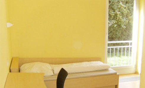 Zimmer 5B (Foto: Birgit Molin)