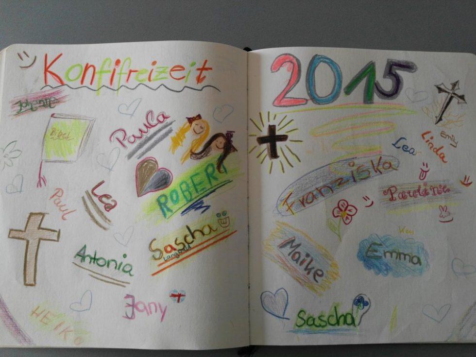 Konfifreizeit 2015
