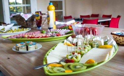 Abendessen (Foto: Martin Hinrichs)